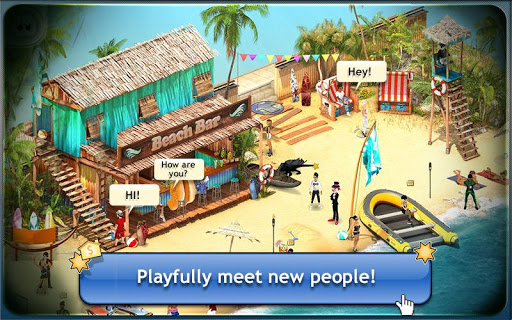 Smeet 3D Social Game Chat 100.01.993 screenshots 3