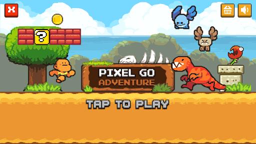 Super Pixel GO : Jungle Adventure 1.28 screenshots 6