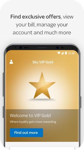 My Sky | TV, Broadband, Mobile android2mod screenshots 4