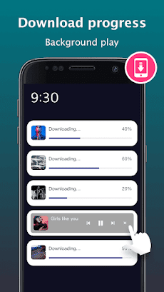 Free Music Downloader - Download Mp3 Musicのおすすめ画像4