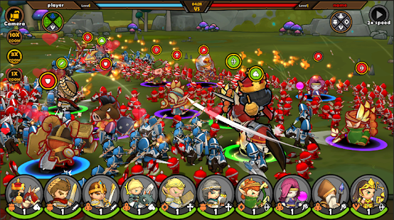 Mini Warriors screenshots 16
