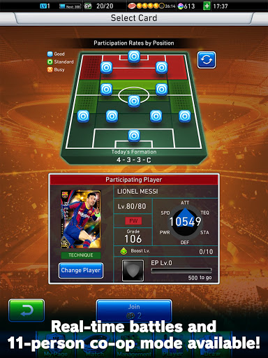 PES CARD COLLECTION apktram screenshots 10