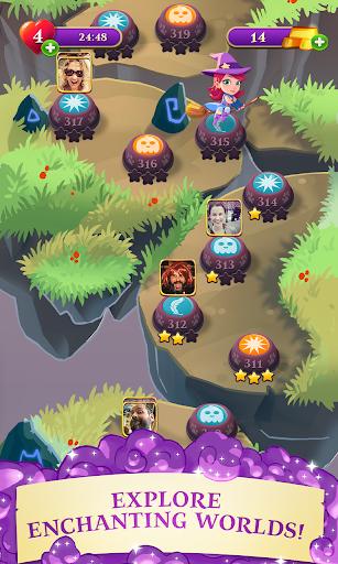 Bubble Witch 3 Saga  screenshots 4