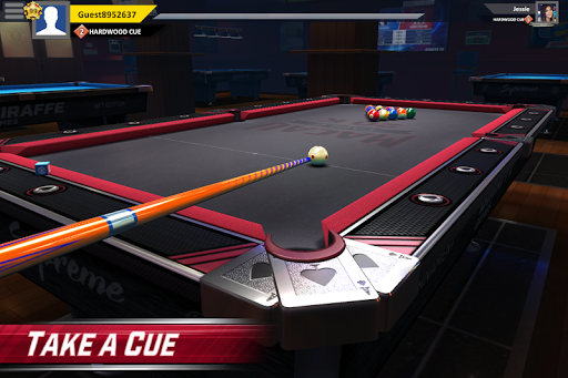 Pool Stars - 3D Online Multiplayer Game  Screenshots 21