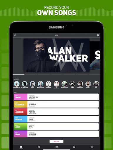 SUPER PADS LIGHTS - Your DJ app  Screenshots 12