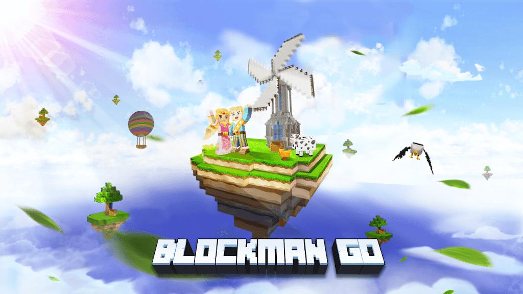 Blockman Go  poster 4