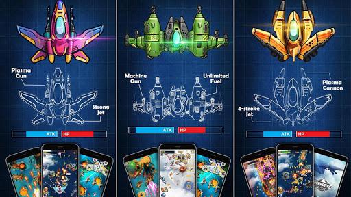 Strike Force - Arcade shooter - Shoot 'em up 1.5.8 screenshots 23
