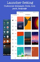 Computer Launcher 2021 - Win 10 Style Launcher