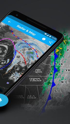Weather data & microclimate : Weather Underground  Screenshots 2