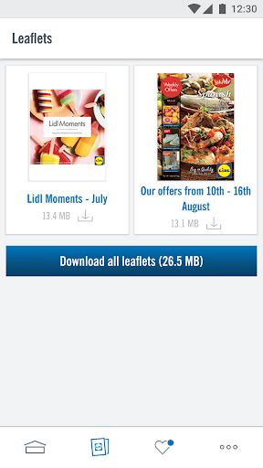 Lidl - Offers & Leaflets  screenshots 2