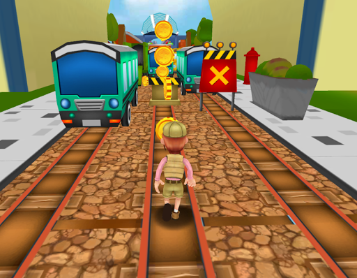 train rush 2 screenshot 2
