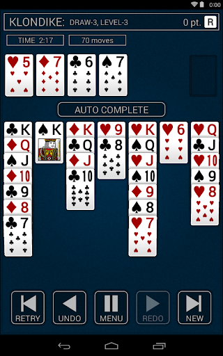 SolitaireR(Stalemate judgment) For PC Windows (7, 8, 10, 10X) & Mac Computer Image Number- 19