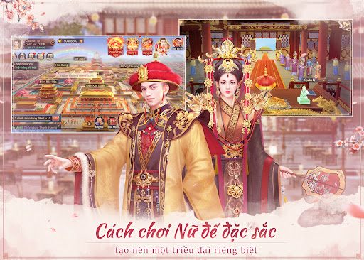 Chu00e2n Mu1ec7nh Thiu00ean Tu1eed - SohaGame  screenshots 12