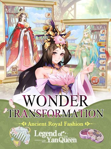 Legend of Yan Queen - u6df1u5baeu5927u71d5 2.0.11 screenshots 4