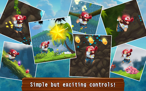 Super Jungle Jump 1.11.5032 screenshots 15
