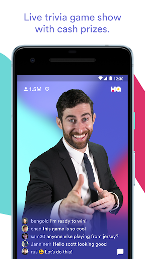 HQ Trivia  screenshots 1