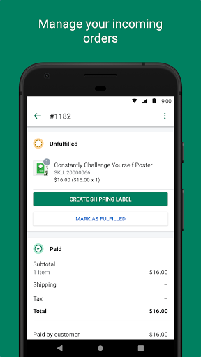 Shopify - Your Ecommerce Store  screenshots 3