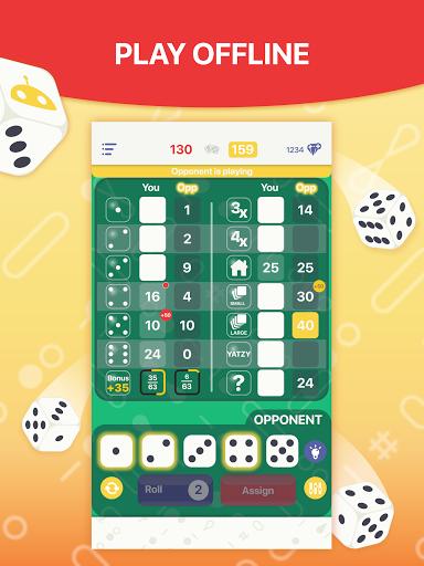 Yatzy - Dice Game  screenshots 17