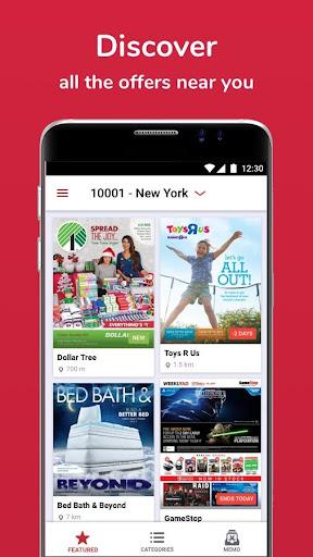 Shopfully - Weekly Ads & Deals 8.9.0 Screenshots 4