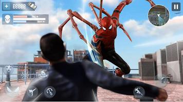Mutant Spider Hero: Miami Rope hero Game