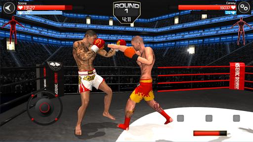 Muay Thai 2 - Fighting Clash  screenshots 11