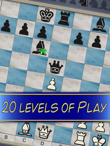 Chess V+, solo and multiplayer board game of kings screenshots 3