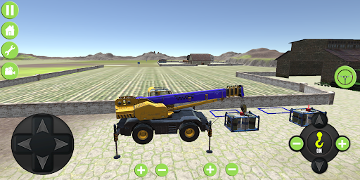 Heavy Excavator Jcb City Mission Simulator screenshot 11