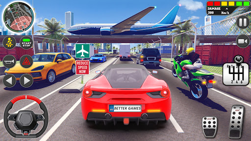City Driving School Simulator: 3D Car Parking 2019 apkslow screenshots 2