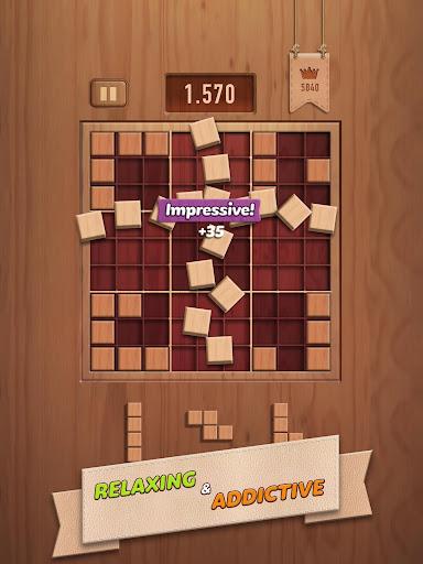Woody 99 - Sudoku Block Puzzle - Free Mind Games 1.3.8 Screenshots 9