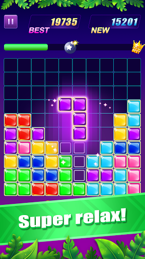Jewel Puzzle - Block Puzzle, Free Puzzle Game screenshots 2