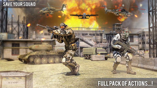 New Commando Shooter Arena: New Games 2020 1.5 screenshots 2