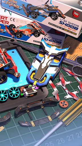 Mini Legend - Mini 4WD Simulation Racing Game  screenshots 10