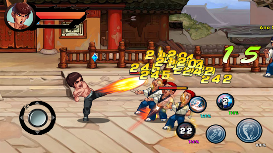 One Punch Boxing - Kung Fu Attack 2.6.4.101 screenshots 1