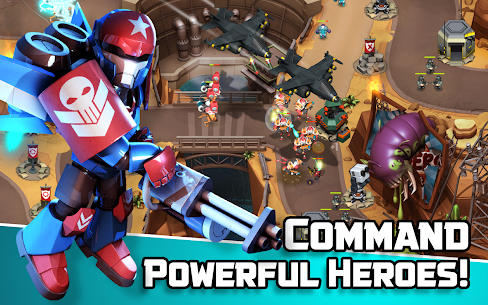 Alien Creeps TD – Epic tower defense 2.31.2 Mod + APK + Data [UPDATED] 1
