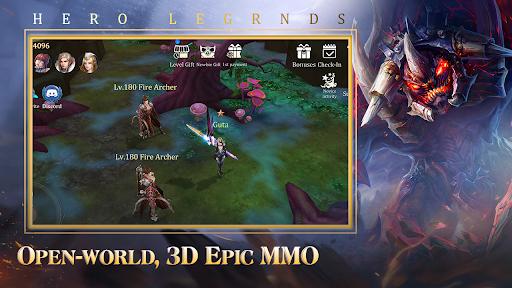 Hero Legends: Summoners Glory  screenshots 3