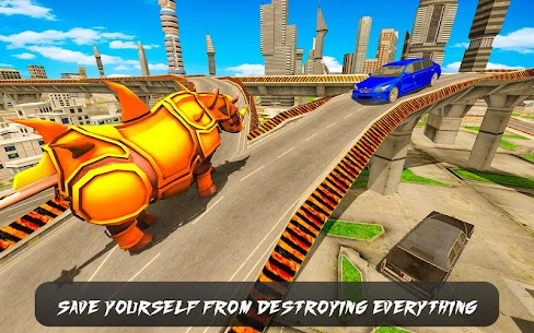 Rhino Robot Car Transformation 2020. 0.2 (MOD + APK) Download 3