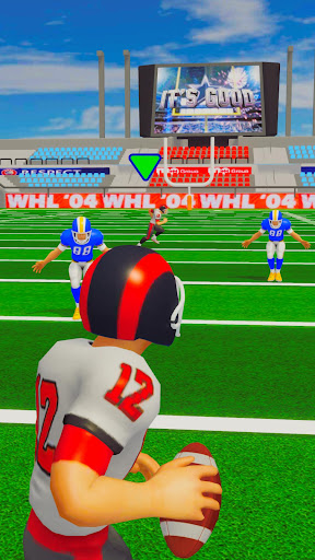 Hyper Touchdown 3D  screenshots 9
