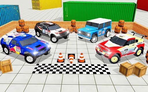 Car Parking Rush: Prado Car Games 2.0.6 Screenshots 8