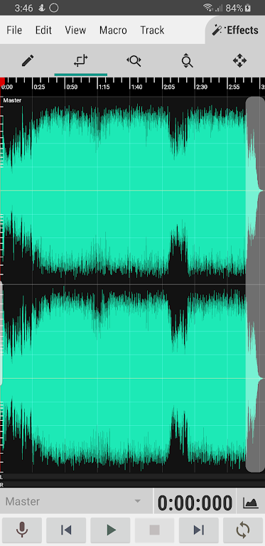 WaveEditor for Android™ Audio Recorder & Editor poster 3