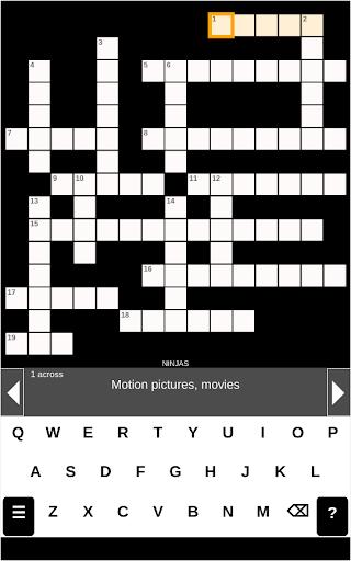 Easy Crosswords  screenshots 13