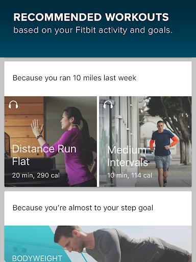 Fitbit Coach screenshots 5