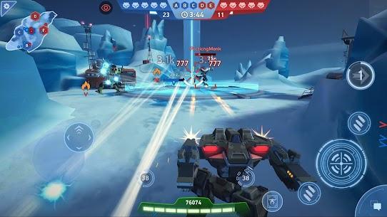 Mech Arena: Robot Showdown Mod Apk 2.01.01 (Mod Menu) 7