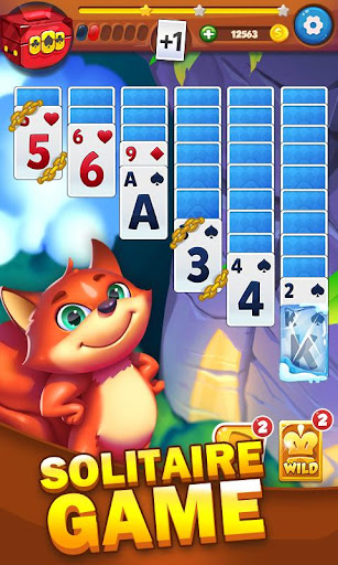 Solitaire Tripeaks Adventure - Free Card Journey 1.2.3 screenshots 1