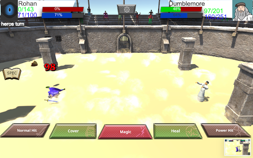Outlast: Journey of a Gladiator Hero  Screenshots 13