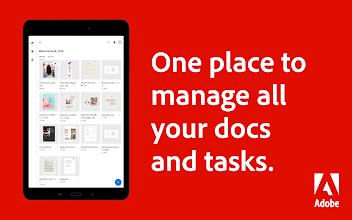 Adobe Acrobat Reader: PDF Viewer, Editor & Creator screenshot thumbnail
