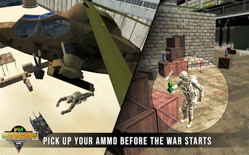 Tank Battle : Free Tank Games Hack Online (Android iOS) 4