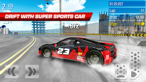 Drift Max City - Car Racing in City 2.82 screenshots 1