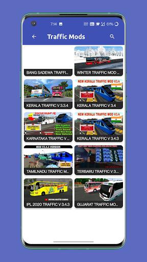 Bus Mod Livery - Bus Simulator Indonesia  screenshots 5