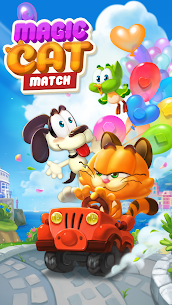 Magic Cat Match : For Pc   How To Install – [download Windows 7, 8, 10, Mac] 1