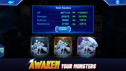 Monsters & Puzzles: God Battle  screenshots 22